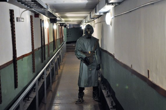 Asmeninė nuotr./Šaltojo karo laikų muziejus Plokštinėje
