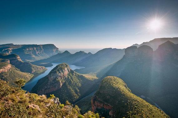 Shutterstock nuotr./Blaido kanjonas