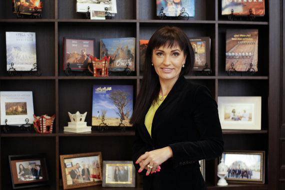 Tomo Tumalovičiaus nuotr./Konsulė Boleta Senkienė