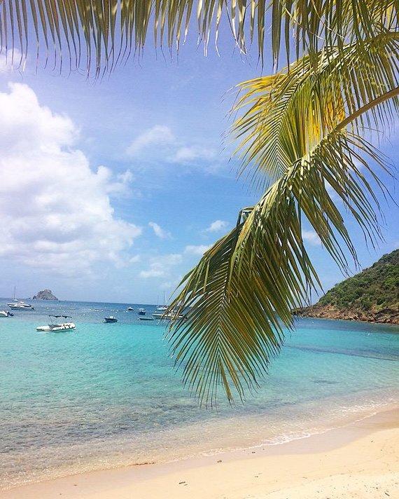 Asmeninė nuotr./Beatričės kasdienybė Karibuose