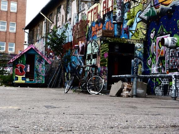 Evelinos Garnelytės nuotr./Kopenhagos centras įdomus, tačiau turistai turėtų atrasti ir kitas miesto vietas
