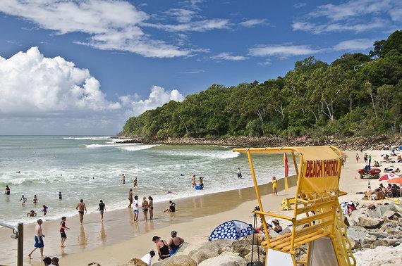 Shutterstock nuotr./Noosa paplūdimys