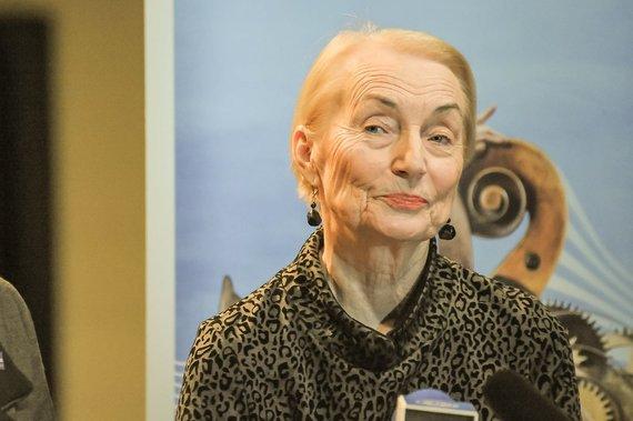 O.Kasabovos nuotr./Prof. Daiva Kšanienė