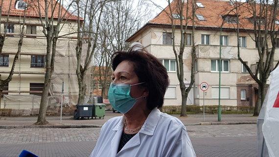 J. Andriejauskaitės / 15min nuotr./Romualda Gylienė