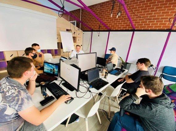 """KMTP nuotr./Hakatonas """"Portathon 2021"""": stiprus sugrįžimas su naujais partneriais"""