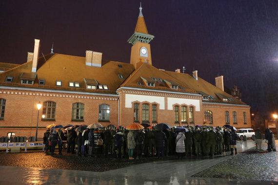 Organizatorių nuotr./Ketvirtadienį miestiečiai kviečiami į ekskursiją po senąsias kareivines.