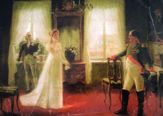 J. Andriejauskaitės / 15min nuotr./Vokietijos fondas Klaipėdai padovanojo karalienės Luizės suknelės autentišką kopiją.