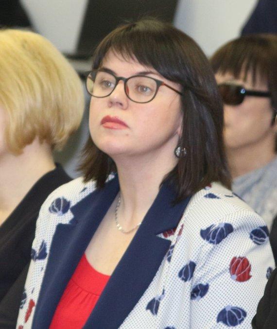 J. Andriejauskaitės / 15min nuotr./Slaugytoja Irina Zelenienė