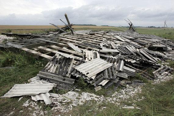 Aliaus Koroliovo nuotr./Nelaimės vietoje