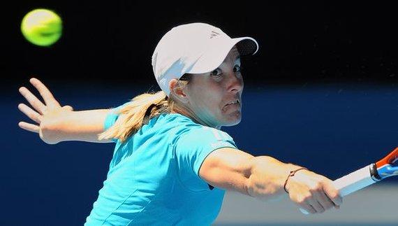 """""""Scanpix"""" nuotr./Justine Henin"""
