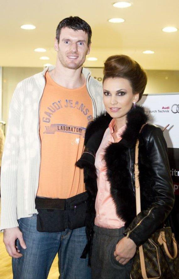 Tatjana ir Kšyštofas Lavrinovičiai
