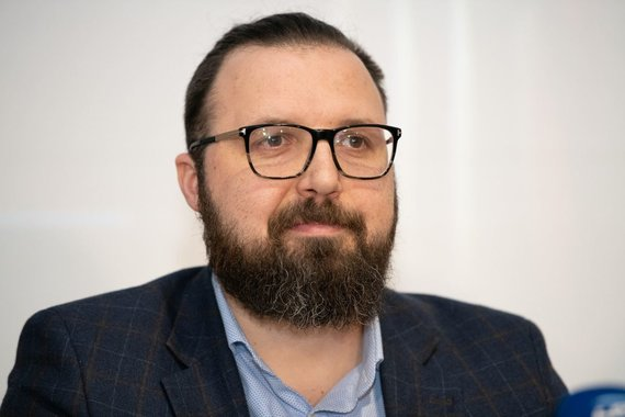 Ryčio Šeškaičio nuotr./Darius Vaitiekūnas, AVAKA vadovas