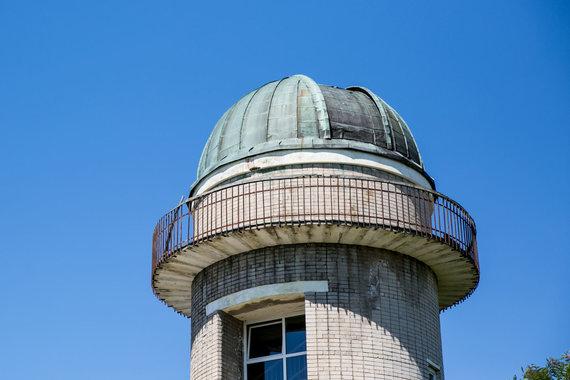 Juliaus Kalinsko / 15min nuotr./Palangos observatorija
