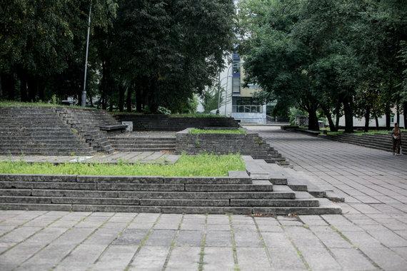 Juliaus Kalinsko / 15min nuotr./Reformatų parkas