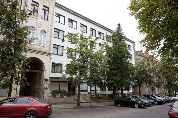 Juliaus Kalinsko / 15min nuotr./VSD būstinė Vytenio gatvėje