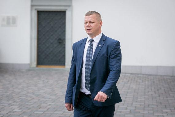 Juliaus Kalinsko / 15min nuotr./Kęstutis Smirnovas