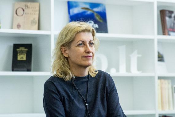Juliaus Kalinsko / 15min nuotr./Liana Ruokytė – Jonsson