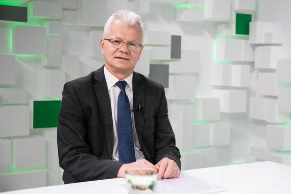 Juliaus Kalinsko / 15min nuotr./Ričardas Degutis