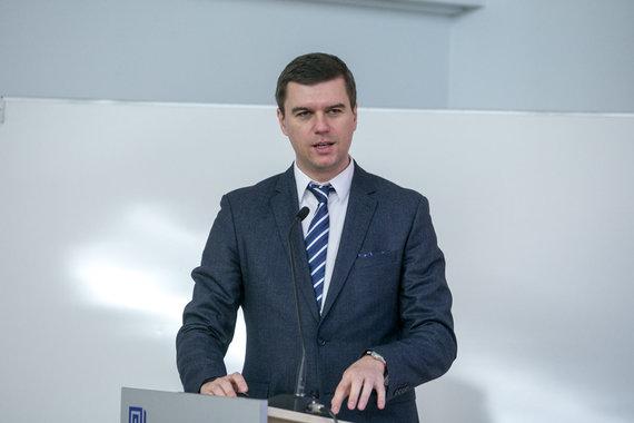 Juliaus Kalinsko / 15min nuotr./Diskusijos akimirka