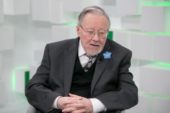 Juliaus Kalinsko / 15min nuotr./Vytautas Landsbergis