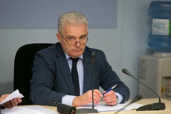 Juliaus Kalinsko / 15min nuotr./Kęstutis Bartkevičius