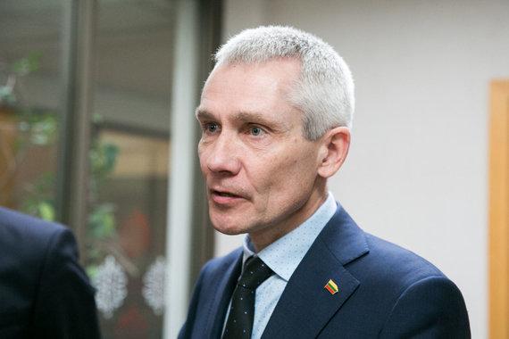 Juliaus Kalinsko / 15min nuotr./Raimundas Martinėlis