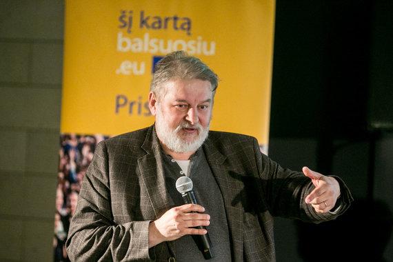 Juliaus Kalinsko / 15min nuotr./Aurelijus Katkevičius