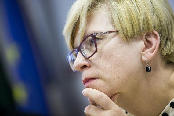 Juliaus Kalinsko / 15min nuotr./Ingrida Šimonytė