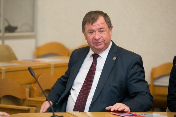 Juliaus Kalinsko / 15min nuotr./Kęstutis Vaitukaitis