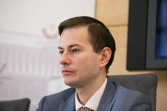 Juliaus Kalinsko / 15min nuotr./Šarūnas Narbutas