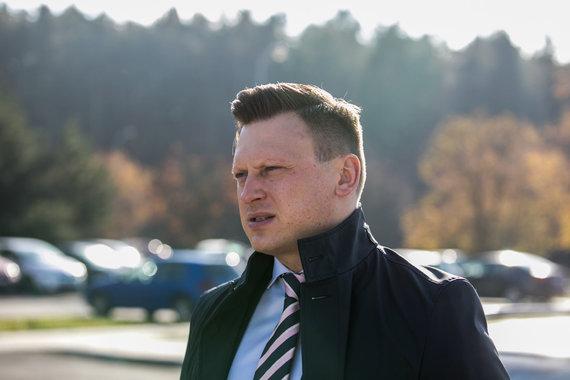 Juliaus Kalinsko / 15min nuotr./Valdas Benkunskas