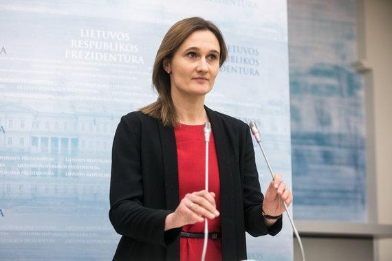 Juliaus Kalinsko / 15min nuotr./Viktorija Čmilytė-Nielsen