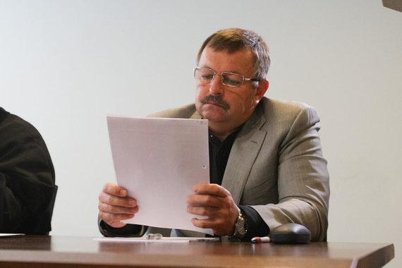Juliaus Kalinsko/15min.lt nuotr./Vilius Navickas