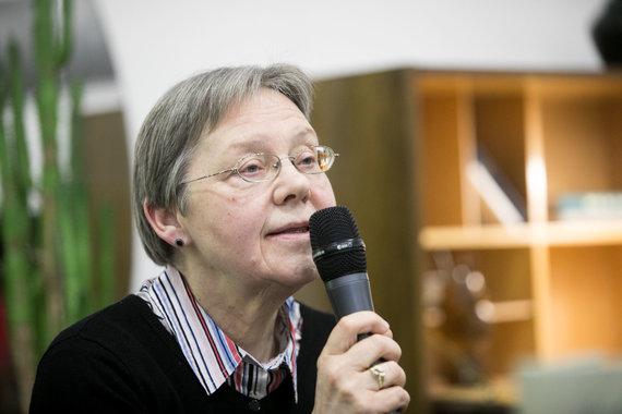 Juliaus Kalinsko / 15min nuotr./Genovaitė Dručkutė