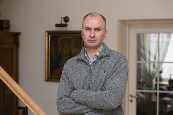 Juliaus Kalinsko / 15min nuotr./Kęstutis Jauniškis