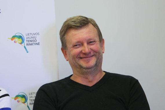 Juliaus Kalinsko/15min.lt nuotr./Rimvydas Mugevičius