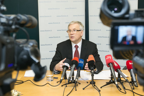 Juliaus Kalinsko/15min.lt nuotr./Rimantas Šadžius