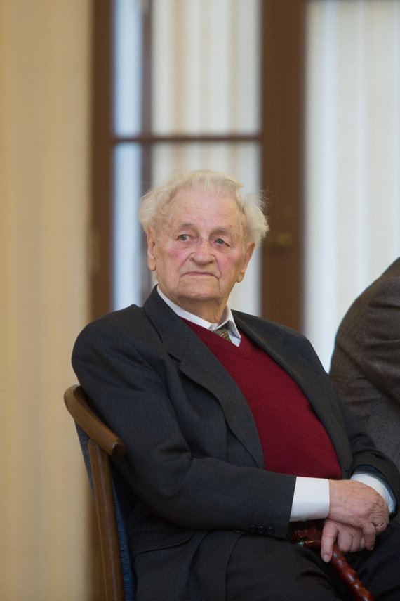 Juliaus Kalinsko / 15min nuotr./Zigmas Zinkevičius