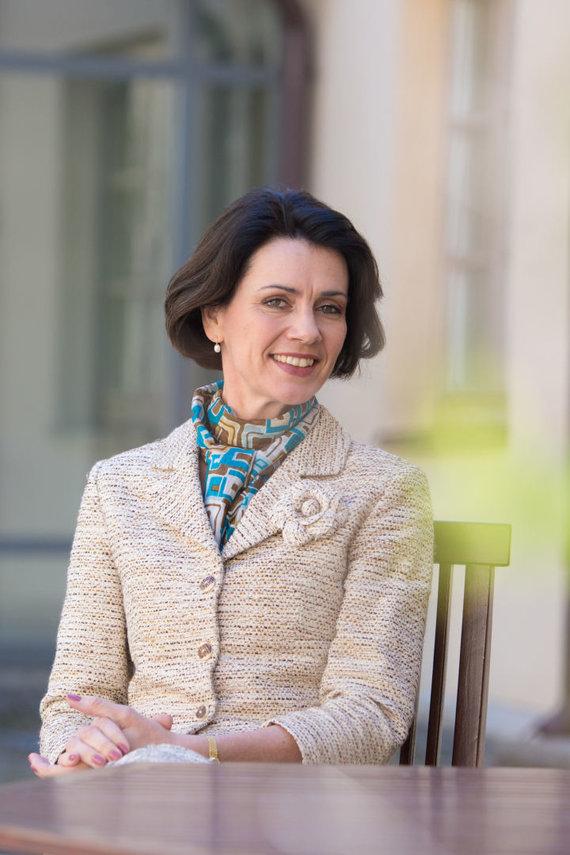 Juliaus Kalinsko / 15min nuotr./Švedijos ambasadorė Lietuvoje Cecilia Ruthström-Ruin