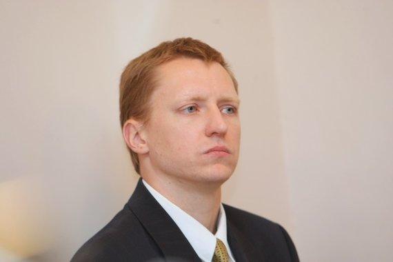 Mokytojas Erikas Petelis