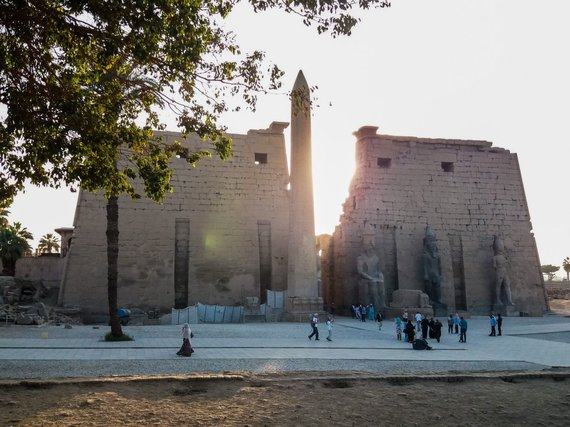 Juliaus Kalinsko / 15min nuotr./Luksoro šventykla