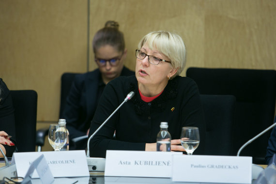 Juliaus Kalinsko / 15min nuotr./Asta Kubilienė