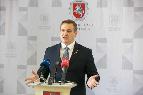 Juliaus Kalinsko / 15min nuotr./Eimutis Misiūnas