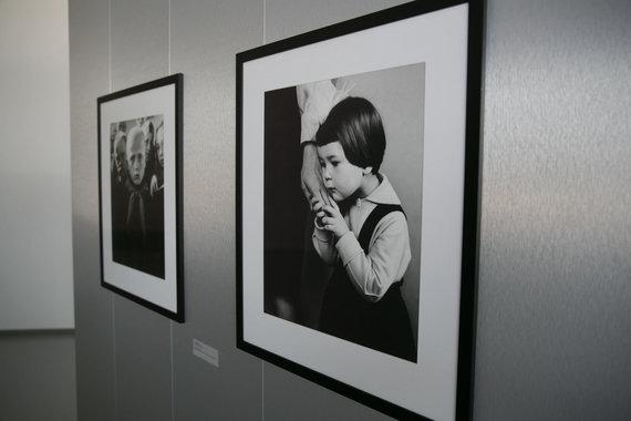 "Juliaus Kalinsko / 15min nuotr./Duris atvėrė ""Lewben Art Foundation"" kolekcijos paroda"