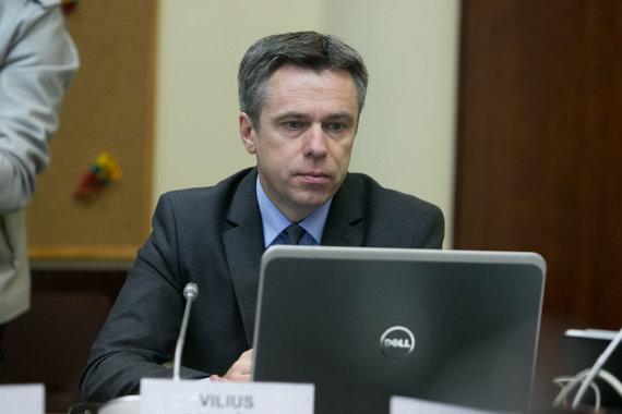 Juliaus Kalinsko / 15min nuotr./Vilius Semeška