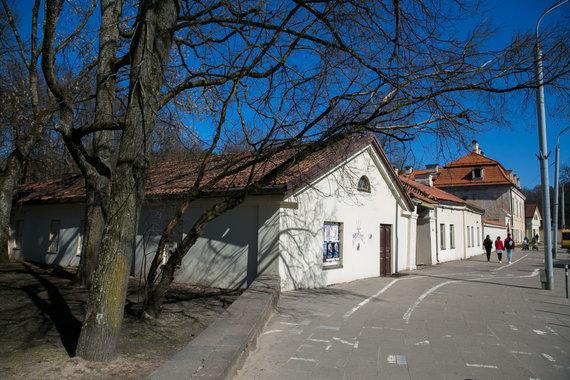 Juliaus Kalinsko / 15min nuotr./Kirdiejų rūmai