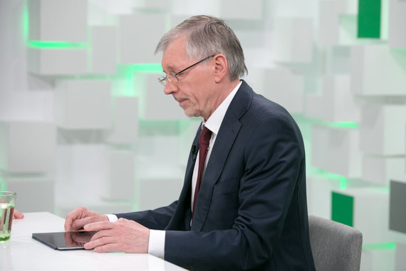 Juliaus Kalinsko / 15min nuotr./Gediminas Kirkilas