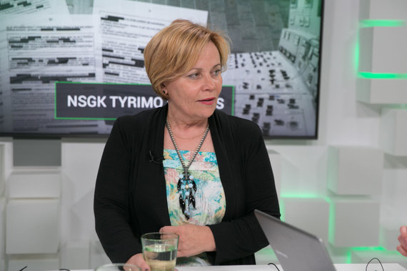 Juliaus Kalinsko / 15min nuotr./Rasa Juknevičienė