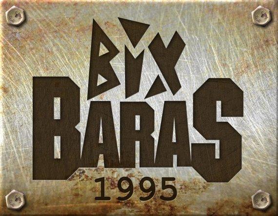 """Logotipas/""""Bix"""" baras"""