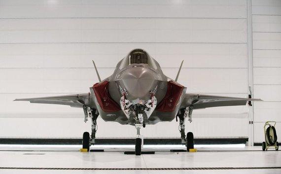 """""""Reuters""""/""""Scanpix"""" nuotr./Naikintuvas F-35"""